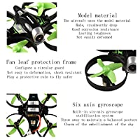 RC Quadcopter with HD Camera,APP Voice Control RC Drone with Altitude Hold, Gravity Sensor and Headless Mode RC Helicopter 2.4GHz 4 Channel 6 Axis Gyro from New Boss