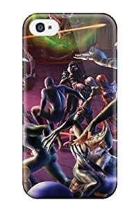 High Quality City Of Villains Case For Iphone 4/4s / Perfect Case