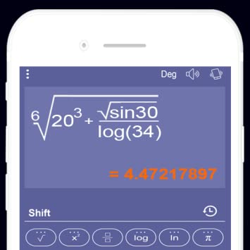 Amazon com: Calculator app (Scientific casio fx): Appstore for Android
