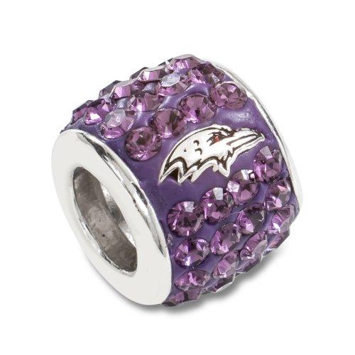 NFL Baltimore Ravens Premier Bead