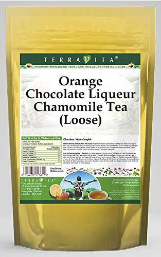 Orange Chocolate Liqueur Chamomile Tea (Loose) (8 oz, ZIN: 540064) - 2 Pack