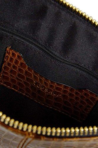 Pochette Topshop femme bleu pour marron PqqZdw