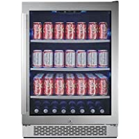 Avallon ABR241SGRH 152 Can 24 Built-In Beverage Cooler - Right Hinge
