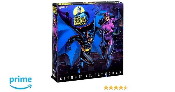 Legends of Batman BATMAN vs CATWOMAN 12