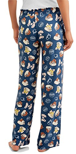 Dale Nuts - Chip 'n' Dale Clarice Disney Going Nuts Women's Sleep Jogger Pants (X-Large (15-17))