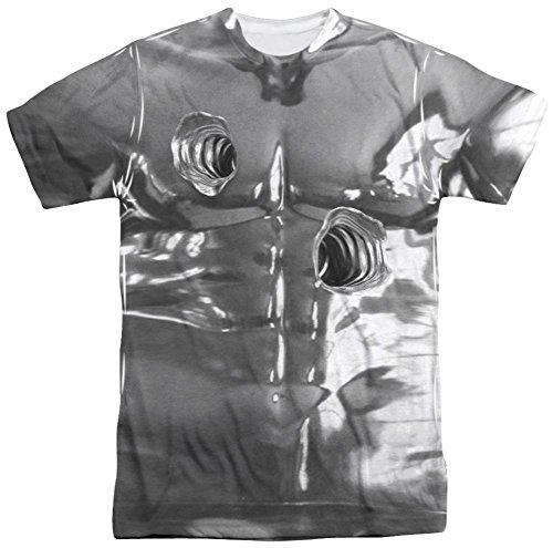 [Terminator 2 - T1000 Costume T-Shirt Size XL] (Cameron Terminator Costume)