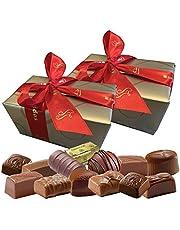 Leonidas Belgian Chocolates | All Milk Chocolates in a Beautiful Gift Ballotin Box. Imported fine Chocolate from Belgium