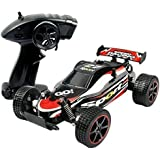DeeXop GO Road 2.4GHz 1:20 Scale High Speed Radio Remote Control Truck Crawler Rc Racing Cars (Red)