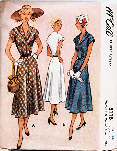 50s dress patterns mccalls - 3