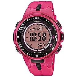 PRW-3000-4BDR Casio Wristwatch