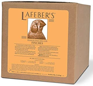 product image for LAFEBER'S Premium Daily Diet or Gourmet Fruit Pellets Pet Bird Food, Made with Non-GMO and Human-Grade Ingredients, for Finches