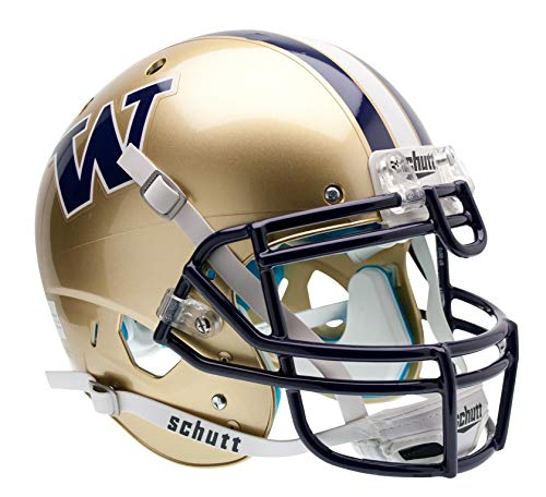 (NCAA Washington Huskies Authentic XP Football Helmet)