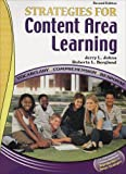 Strategies for Content Area Learning : Vocabulary*Comprehension*Response W/ Cd Rom, Johns, Jerry and Berglund, Roberta L., 075752799X