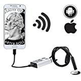 Swrisnt 2.0 Megapixel CMOS HD 9mm WiFi Endoscope Borescope Waterproof Video Inspection Camera Snake for IOS and Android Phones(1m/3.28ft)