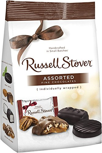 Russell Stover Gusset Bag - 8