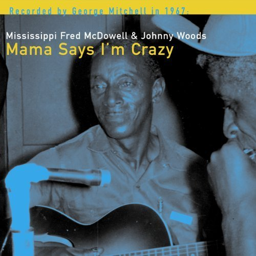 Vinilo : Johnny Woods - Mama Says I'm Crazy (LP Vinyl)