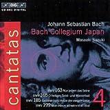 Bach Cantatas, Vol. 4