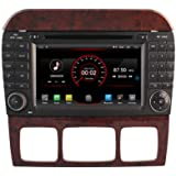Autosion in Dash Android 8.1 Car DVD Player Radio Head Unit GPS Navi Stereo for Mercedes