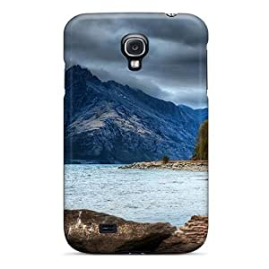 Hot Design Premium ULXaFrA3384rTSDC Case Cover Galaxy S4 Protection Case(hdr Lake)