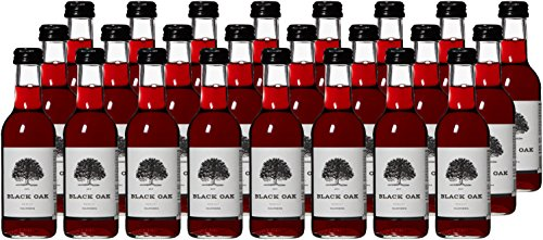 2016 Black Oak California Merlot Wine 24 x 187 ml.
