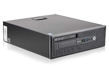 HP EliteDesk 800 G1 SFF - Ordenador de sobremesa (procesador Intel ...