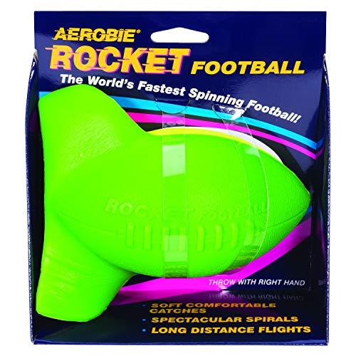 Aerobie 6046263 Rocket Football Assorted Colours, Various (Aerobie Rocket)