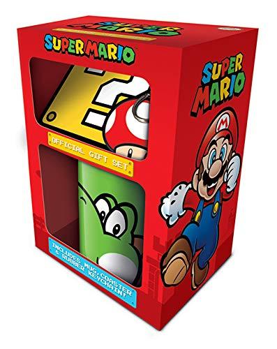 Super Mario Caja Regalo Yoshi