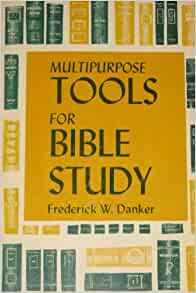 Multipurpose tools for Bible study (Book, 2003) [WorldCat.org]