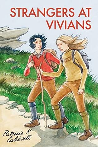 book cover of Strangers At Vivians