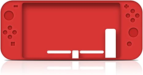 Mothca Nintendo Switch Soft Anti-slip Silicone Cover Skins One ...