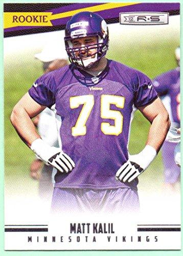 Matt Kalil 2012 Rookies & Stars Rookie #193 - Minnesota Vikings (193 Matt)