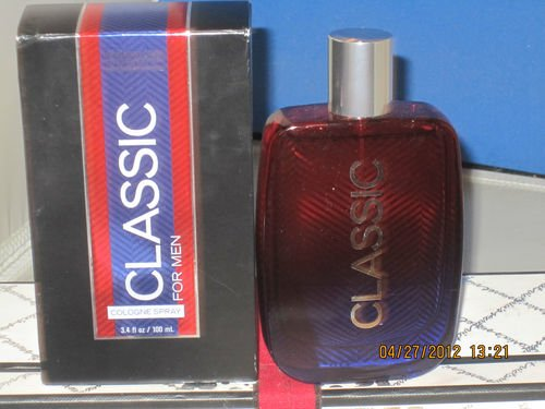 Bath and Body Works Signature Collection Classic Men Cologne Spray 3.4 Ounce