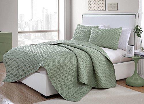 quilt queen bed set - 8