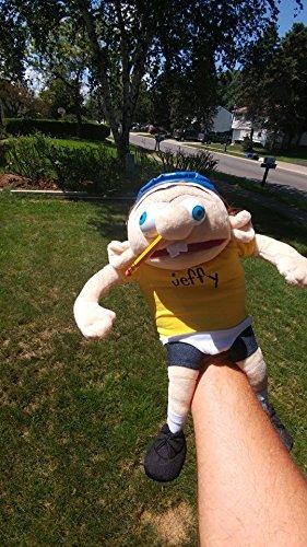 jeffy Puppet 15″ Custom Plush What Doin