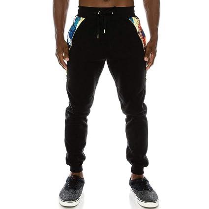 Pantalones Hombre Chandal,Modaworld Moda Deportiva para Hombres ...
