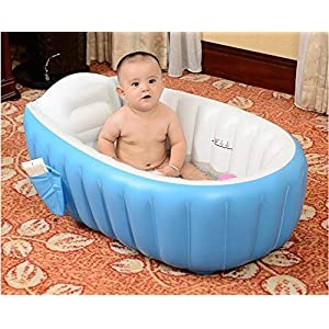 Cho-Cho ® European Standard Inflatable Baby Bath Tub with Pump