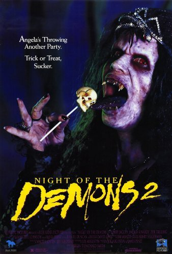Night of the Demons 2 Poster Movie 1994