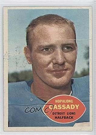 Amazon.com: Howard Cassady Howard Cassady (Football Card ...
