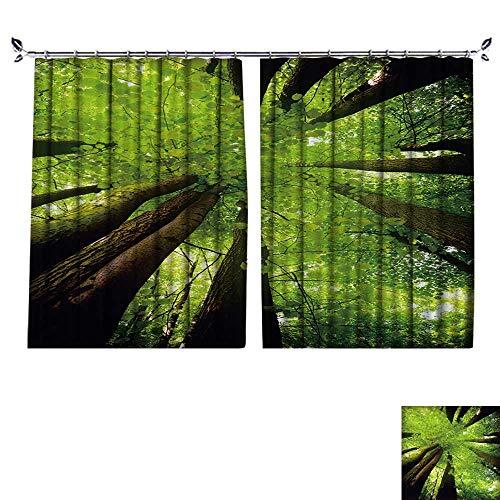 DESPKON Facial Blend Fabric high Density Beech Canopy Shading for Bedroom W96 x L96