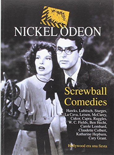 Screwball comedies.
