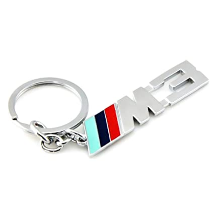 likeitwell Llavero Llavero Coche Fashoin Metal para BMW M M3 ...