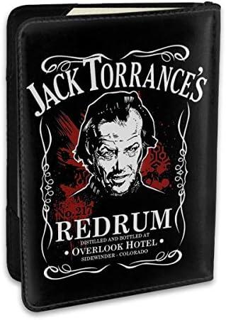 Jack Torrance パスポートケース パスポートカバー メンズ レディース パスポートバッグ ポーチ 収納カバー PUレザー 多機能収納ポケット 収納抜群 携帯便利 海外旅行 出張 クレジットカード 大容量