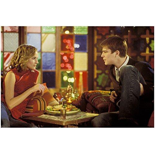 Wicker Park Josh Hartnett as Matthew and Diane Kruger as Lisa at Dinner 8 x 10 Inch - Lisa Dinner