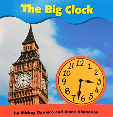 Benchmark Clocks (The Big Clock)