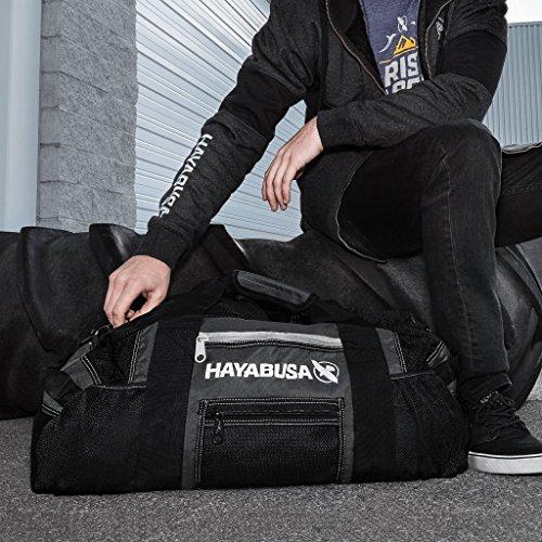 Hayabusa Ryoko Mesh Duffel Gear Bag