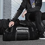 Hayabusa Ryoko Mesh Gear Bag - Black/Grey, 70L