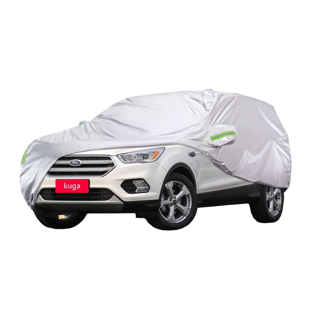 車のカバー フォードKuga特別カーカバーSUV厚いオックスフォード布日焼け止め防雨暖かいカバーカーカバー (サイズ さいず : 2016) 2016  B07NY5QK9N