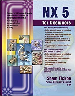 Book NX 5 for Designers by Sham Tickoo (2007-11-16)