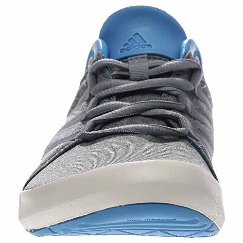 Scarpa Da Trekking Adidas Per Uomo Outdoor Medio Grigio Grigio / Grigio Scuro / Blu Scuro