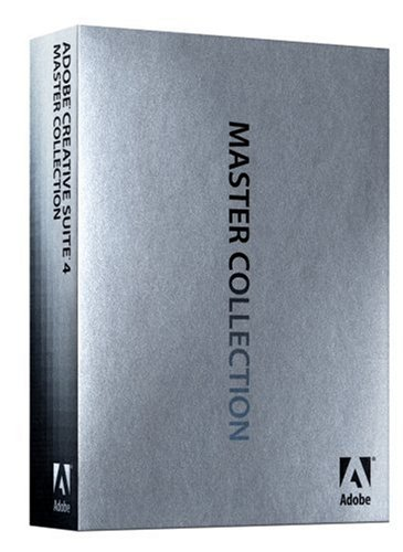 Adobe CS4 Master Collection Get Prices & Buy Online